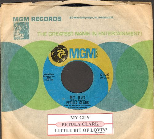 Rivieras - Moonlight Serenade/Neither Rain Nor Snow (re-issue with juke box label) - M10/ - 45 rpm Records