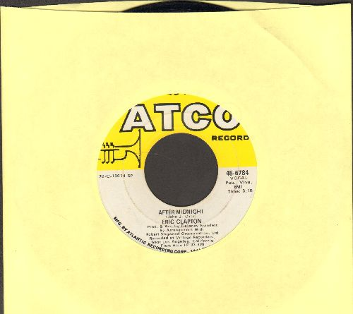 Clapton, Eric - After Midnight/Easy Now (minor wol) - EX8/ - 45 rpm Records