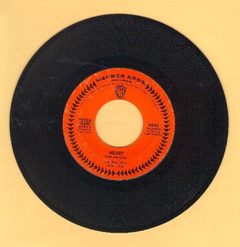 Clark, Petula - Heart/You'd Better Come Home  - EX8/ - 45 rpm Records