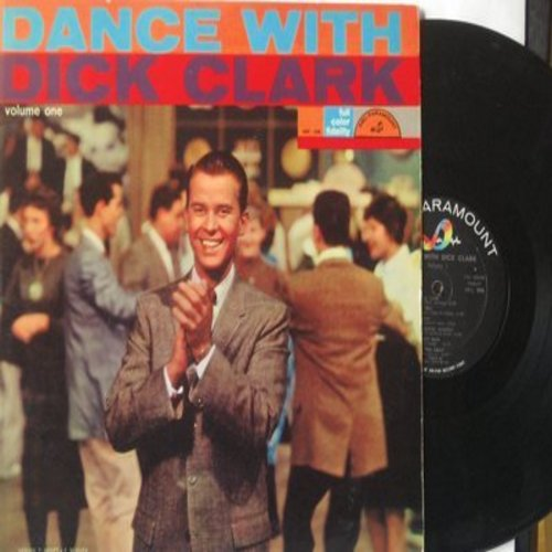 Clark, Dick - Dance With Dick Clark: Willie And The Hand Jive, Love Is Strange, Long Tall Sally, Like Help Man, Short Fat Fanny (Vinyl MONO LP record) - EX8/EX8 - LP Records