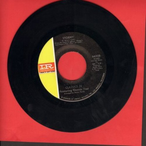 Classics IV - Stormy/24 Hours Of Loneliness (wol) - VG7/ - 45 rpm Records