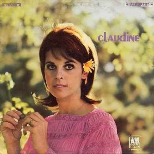 Longet, Claudine - Claudine: A Man And A Woman, Here There And Everywhere, Sunrise Sunset, My Guy, Sunrise Sunset (Vinyl LP record) - EX8/VG7 - LP Records
