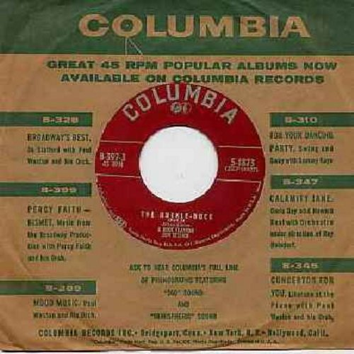 Clayton, Buck  - Blue Moon/How Hi The Fi (with Vintage Columbia company sleeve) - EX8/ - 45 rpm Records