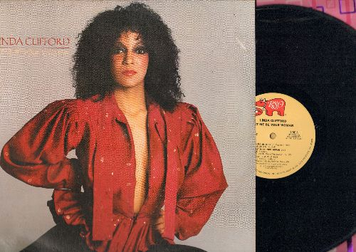 Clifford, Linda - Let Me Be Your Woman: Bridge Over Troubled Water, Hold Me Close, Don't Give Up, Sweet Melodies (2 vinyl STEREO LP records featuring Extended Disco Tracks, gate-fold cover) - NM9/EX8 - LP Records