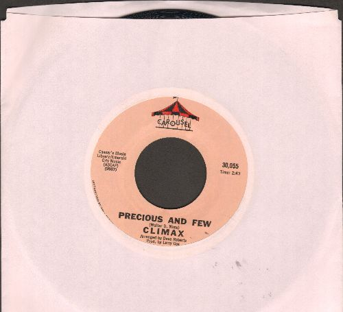 Climax - Precious And Few/Park Preserve - EX8/ - 45 rpm Records