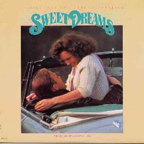 Sweet Dreams - Sweet Dreams - Original Motion Picture Sound Track: Walking After Midnight, I Fall To Pieces, Crazy, She's Got You (Vinyl STEREO LP record) - NM9/EX8 - LP Records