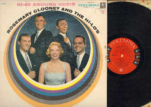 Clooney, Rosemary & The Hi-Lo's - Ring Around Rosie: Moonlight Becomes You, Love Letters, I'm In The Mood For Love, Together (Vinyl MONO LP record) - NM9/VG7 - LP Records