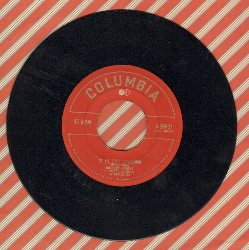 Clooney, Rosemary - Be My Life's Companion/Why Don't You Love Me - VG7/ - 45 rpm Records