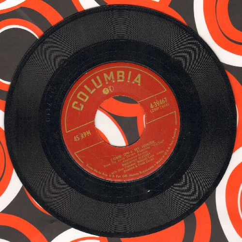 Clooney, Rosemary - Come On-A My House/Rose On The Mountain  - VG6/ - 45 rpm Records