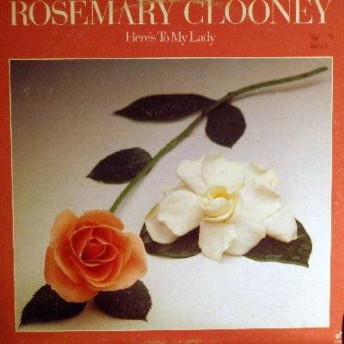 Clooney, Rosemary - Here's To My Lady: Comes Love, God Bless The Child, Lover Man, Mean To Me (Vinyl LP record) - NM9/EX8 - LP Records