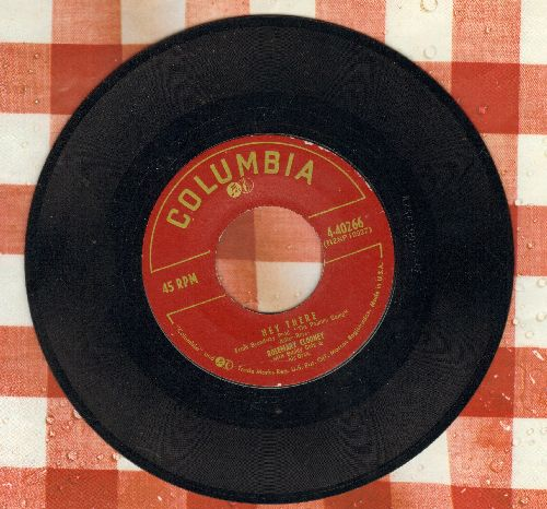 Clooney, Rosemary - Hey There/This Ole House - VG7/ - 45 rpm Records
