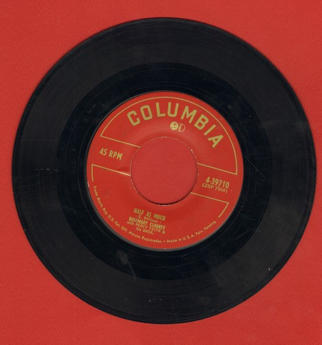 Clooney, Rosemary - Half As Much/Poor Whip Poor Will  - VG7/ - 78 rpm