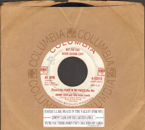 Carpenters - Top Of The World/Heather (with juke box label and A&M company sleeve) - EX8/ - 45 rpm Records