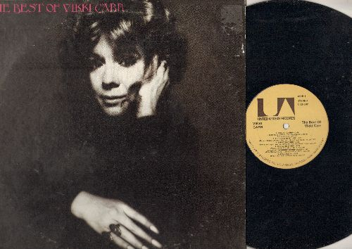 Carr, Vikki - The Best Of: With Pen In Hand, Can't Take My Eyes Off You, Cuando Caliente El Sol, It Must Be Him, San Francisco (Vinyl STEREO LP record) - NM9/EX8 - LP Records