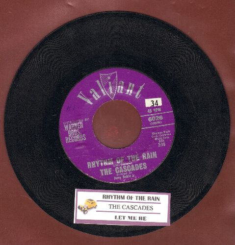 Cascades - My First Day Alone/I Wanna Be Your Lover (NICE conditon with juke box label) - NM9/ - 45 rpm Records