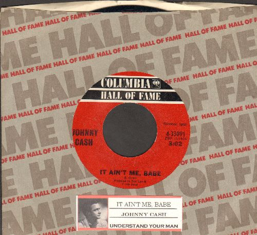 Cash, Alvin & The Crawlers - Twine Time/The Philly Freeze (double-hit re-issue with juke box label and Eric company sleeve) - NM9/ - 45 rpm Records