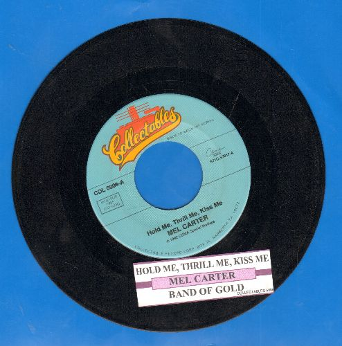 Crewe, Bob - Silhouettes/Let's Get Serious (DJ advance pressing with juke box label) - NM9/ - 45 rpm Records