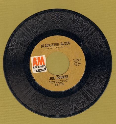 Cocker, Joe - Black Eyed Blues/High Time We Went  - EX8/ - 45 rpm Records