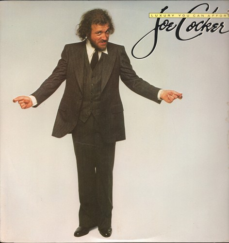 Cocker, Joe - Luxury You Can AfFord: Fun Time, Southern Lady, I Know, I Heard It Through The Grapevine (Vinyl STEREO) - EX8/VG7 - LP Records