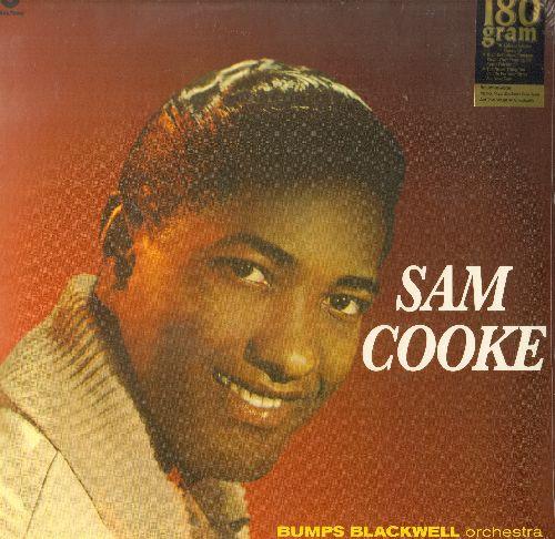 Cooke, Sam - Sam Cooke: You Send Me, Tammy, Ol' Man River, Ain't Misbehavin', Danny Boy (Limited Edition EU Pressing on 180 Gram Virgin Vinyl, SEALED, never opened!) - SEALED /SEALED - LP Records