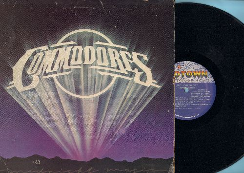 Commodores - Midnight Magic: Getting' In, Wonderland, Sexy Lady, Still (Vinyl LP record) - NM9/VG7 - LP Records