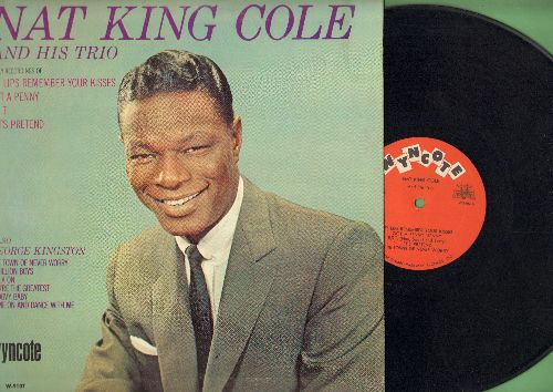 Cole, Nat King, Georgia Kingston - Nat King Cole & His Trio: Let's Pretend, Got A Penny, Groovy Baby, A Million Boys, Walk On, Come On And Dance With Me (vinyl MONO LP record) - NM9/NM9 - LP Records