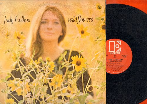 Collins, Judy - Wildflowers: Both Sides Now, Albatross, La Chanson de vieux amants (The Song Of Old Lovers), Sister Of Mercy (Vinyl STEREO LP record) - NM9/NM9 - LP Records