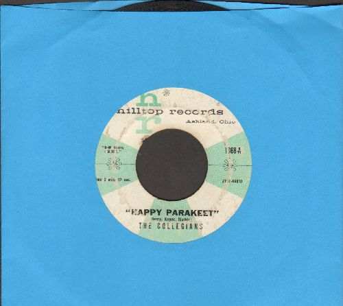 Coillegians - Happy Parakeet/Cookin' - VG6/ - 45 rpm Records
