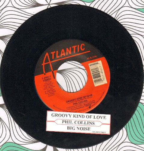 Collins, Phil - You Can't Hurry Love/Big Noise (with juke box label) - NM9/ - 45 rpm Records