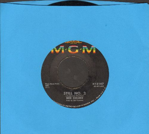 Colder, Ben - Still No. 2/Goin' Surfin' - EX8/ - 45 rpm Records
