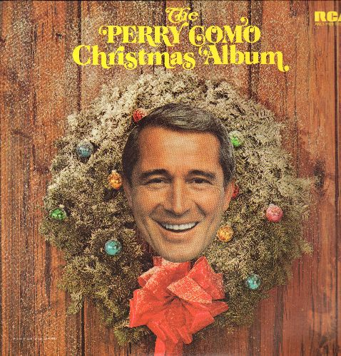 Como, Perry - Christmas Album: Christmas Eve, Do You Hear What I Hear, Ave Maria, Have Yourself A Merry Little Christmas (Vinyl STEREO LP record) - NM9/NM9 - LP Records