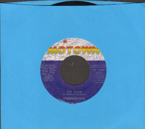 Commodores - The Bump/Slippery When Wet - EX8/ - 45 rpm Records