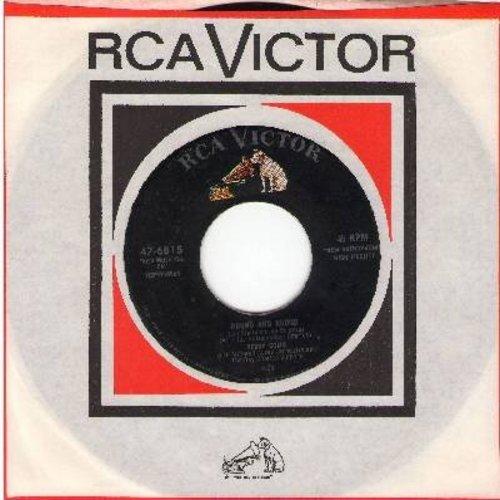 Como, Perry - Round And Round/Mi Casa, Su Casa (with vintage RCA company sleeve) - NM9/ - 45 rpm Records