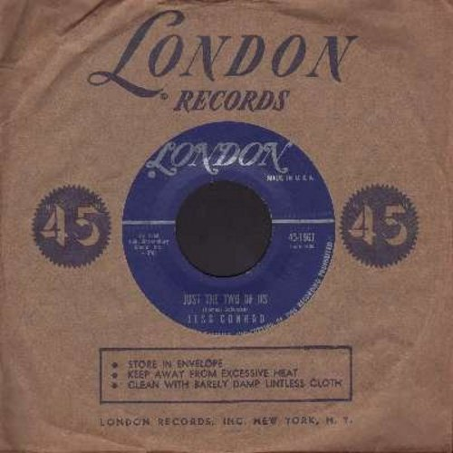 Conrad, Jess - Just The Two Of Us/Mystery Girl (with vintage London company sleeve) - EX8/ - 45 rpm Records