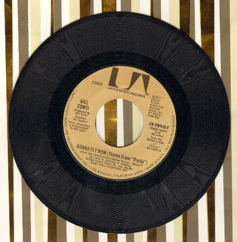 Conti, Bill - Gonna Fly Now (Theme From Rocky)/Reflections  - NM9/ - 45 rpm Records