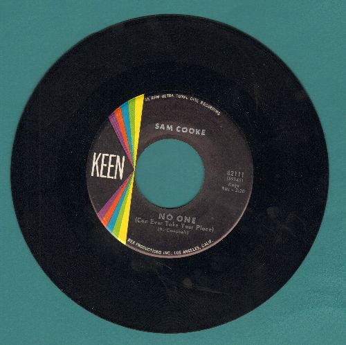 Cooke, Sam - No One (Can Ever Take Your Place)/'Taint Nobody's Bizness (If I Do) - EX8/ - 45 rpm Records