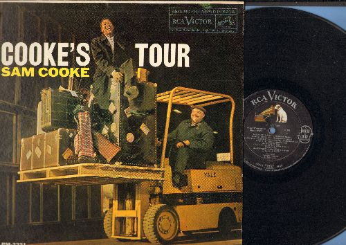 Cooke, Sam - Cooke's Tour: Bali Ha'I, Japanese Farewell Song, Arrivederci Roma, Under Paris Skies, London By Night (Vinyl MONO LP record) - EX8/NM9 - LP Records