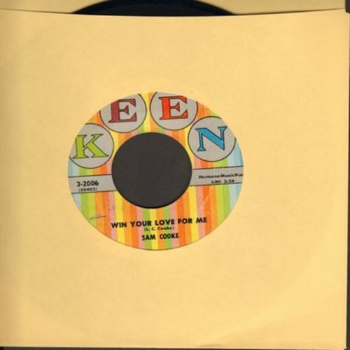 Cooke, Sam - Win Your Love For Me/Love Song From -Houseboat- - VG6/ - 45 rpm Records