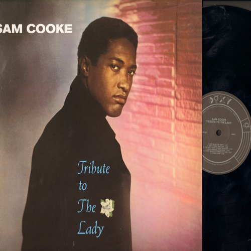 Cooke, Sam - Tribute To The Lady: God Bless The Child, Comes Love, T'Aint Nobody's Business If I Do, Let's Call The Whole Thing Off, Crazy In Love With You, Solitude (MINT condition re-issue, EU Pressing) - M10/M10 - LP Records