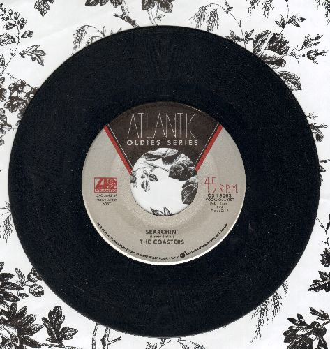 Coasters - Searchin'/Young Blood (re-issue) - M10/ - 45 rpm Records