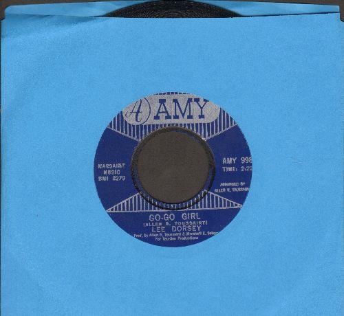 Dorsey, Lee - Go-Go Girl/I can hear You Calling - EX8/ - 45 rpm Records