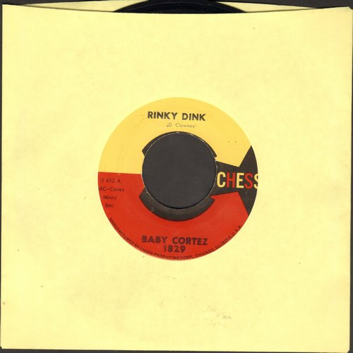Cortez, Dave Baby - Rinky Dink/Getting Right  - NM9/ - 45 rpm Records