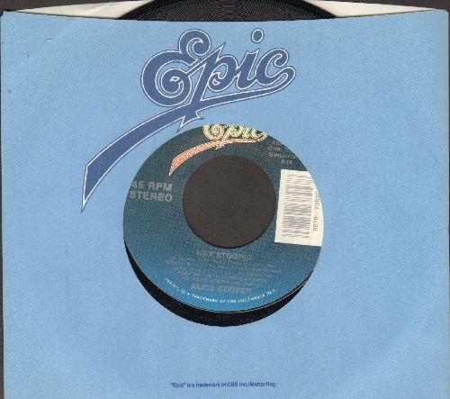 Cooper, Alice - Hey Stoopid/It Rained All Night (with Epic company sleeve) - NM9/ - 45 rpm Records