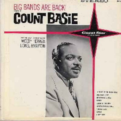 Basie, Count, Woody Herman, Lionel Hampton - Big Bands Are Back!: A ble, Let Him Have A Taste, Lullaby Of Birdland, Swinging Shepherd Blues, Starry Night, Autumn (Vinyl STEREO LP record) - M10/NM9 - LP Records