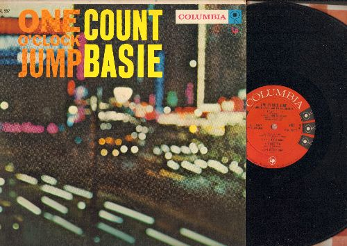 Basie, Count  - One O'Clock Jump: I Ain't Nobody, I'm Confessin', Mutton-Leg, Beaver Junction (Vinyl MONO LP record) - EX8/EX8 - LP Records