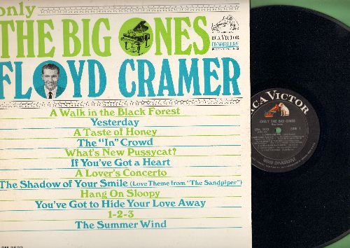 Cramer, Floyd - The Big Ones: A Taste Of Honey, Yesterday, The