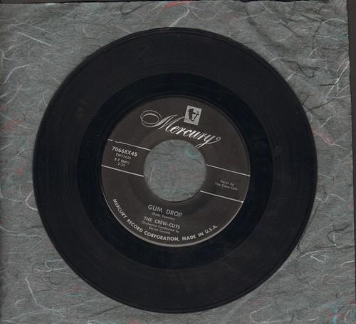 Crew-Cuts - Gum Drop/Present Arms  - VG7/ - 45 rpm Records