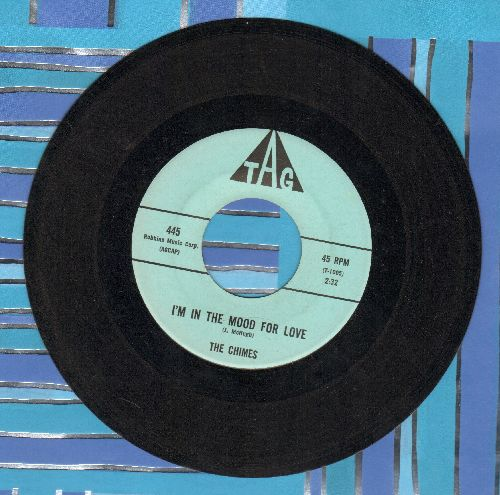 Chimes - I'm In The Mood For Love/Only Love - EX8/ - 45 rpm Records