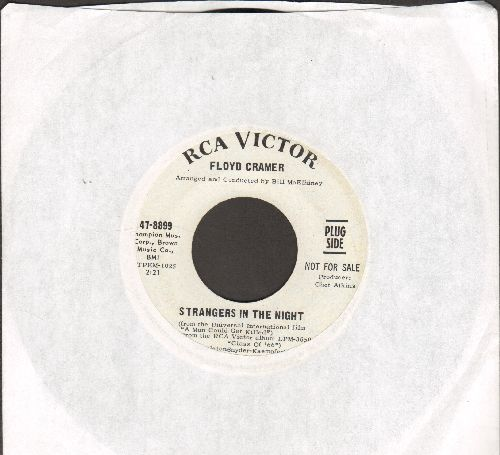 Cramer, Floyd - Starngers In The Night/You've Lost That Lovin' Feelin' (DJ advance pressing) - NM9/ - 45 rpm Records