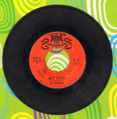Craftsmen - Rock Along/Goofus - VG7/ - 45 rpm Records